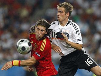 2010 World Cup Semi Final Germany vs Spain