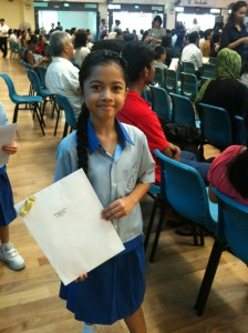 Amira with Certificate